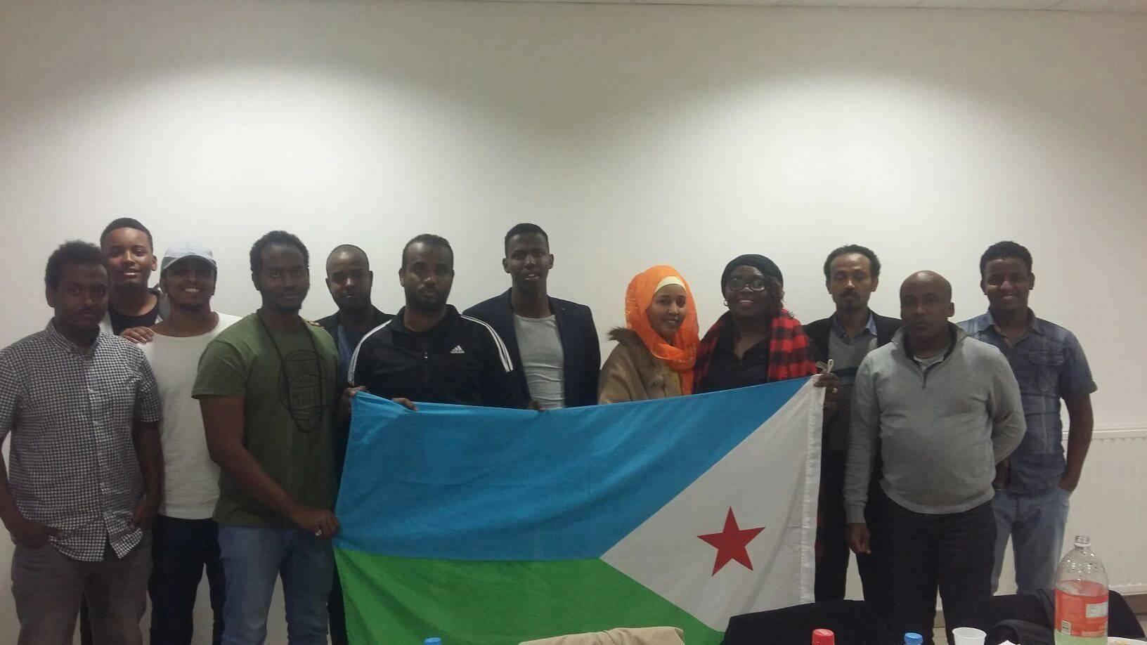 Compte rendu de la réunion des militants de l'opposition djiboutienne à Lyon le samedi 11 mars 2017 (ARD, USN, 13-03-17)