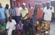 Tournée du Haut Conseil de l'ARD au siège de la fédération d'Ambouli (ARD, 19-04-19)